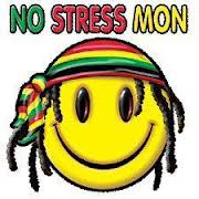 No stress smiley