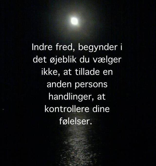 Indre fred