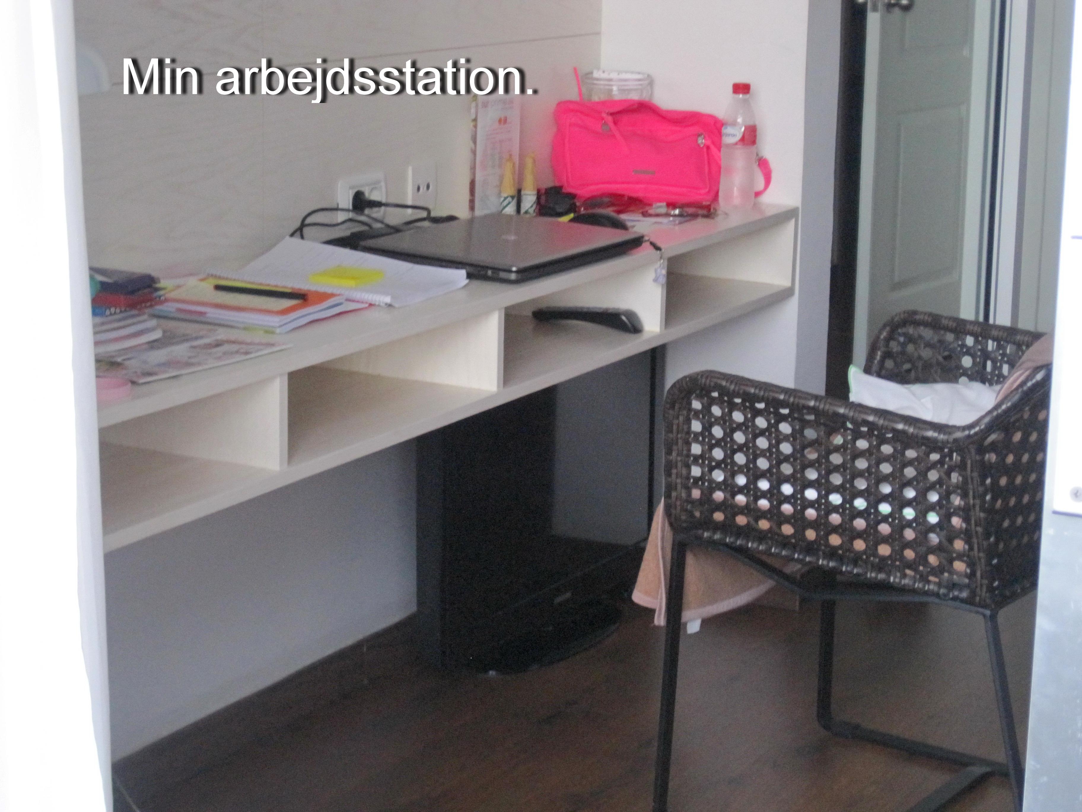 Min Arbejdsstation