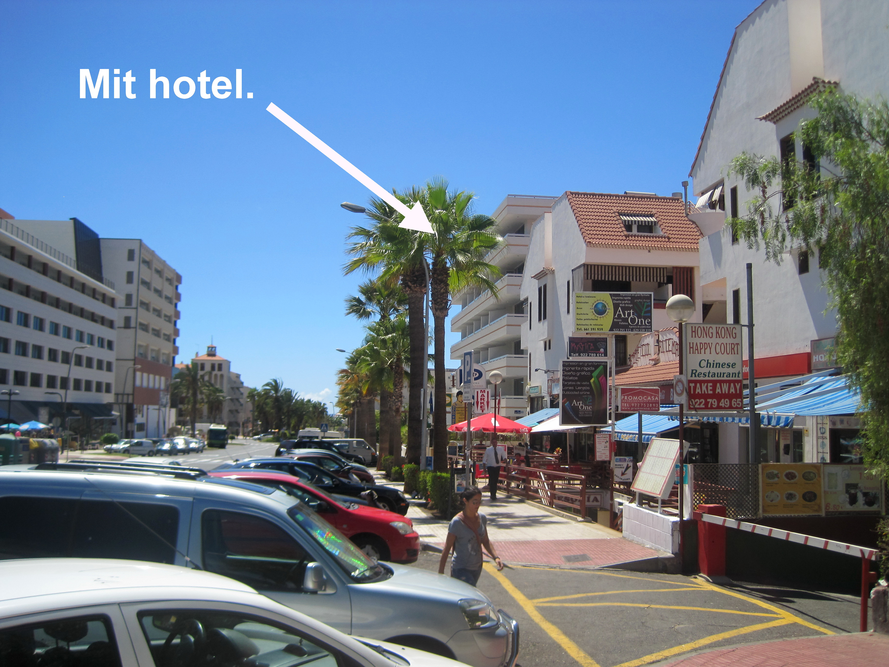 Mit hotel