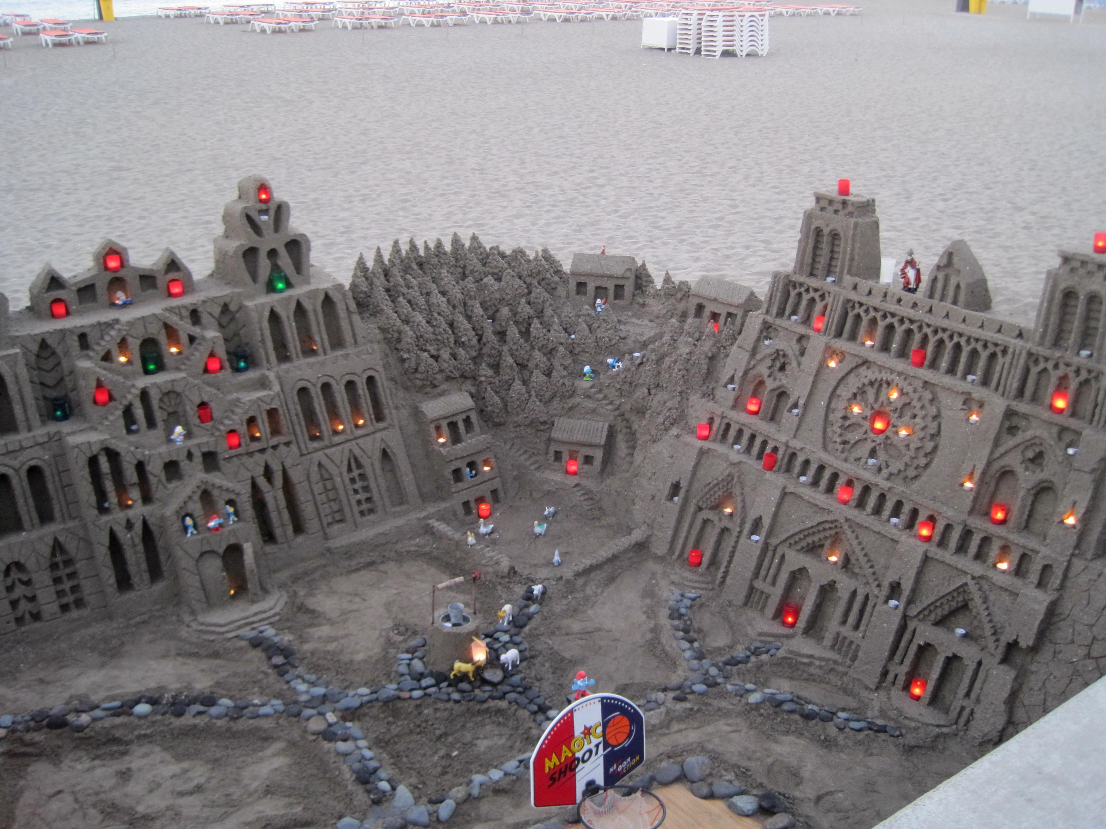 Sandkunst