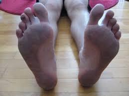 Sorte fødder