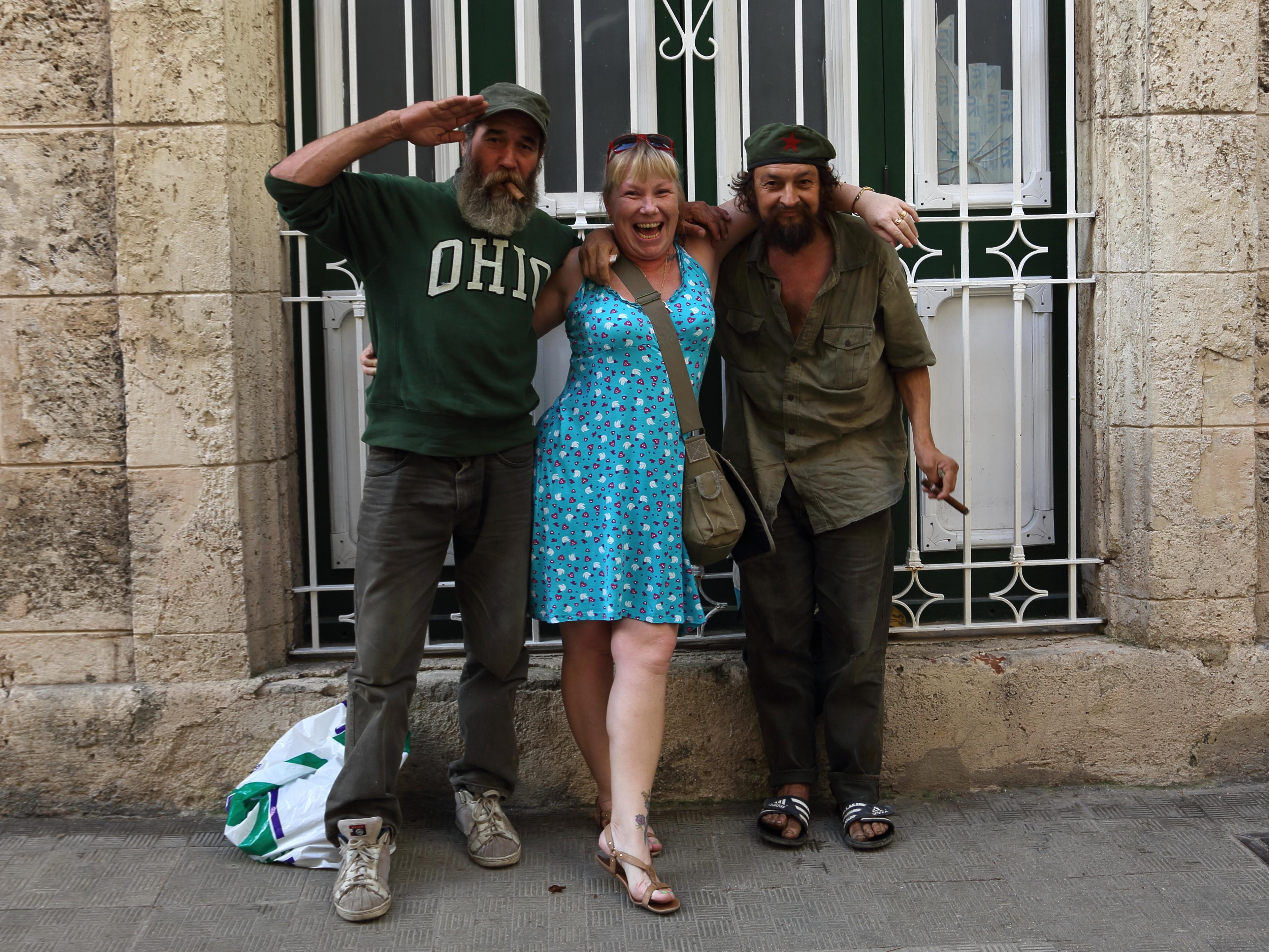 Fidel og Che