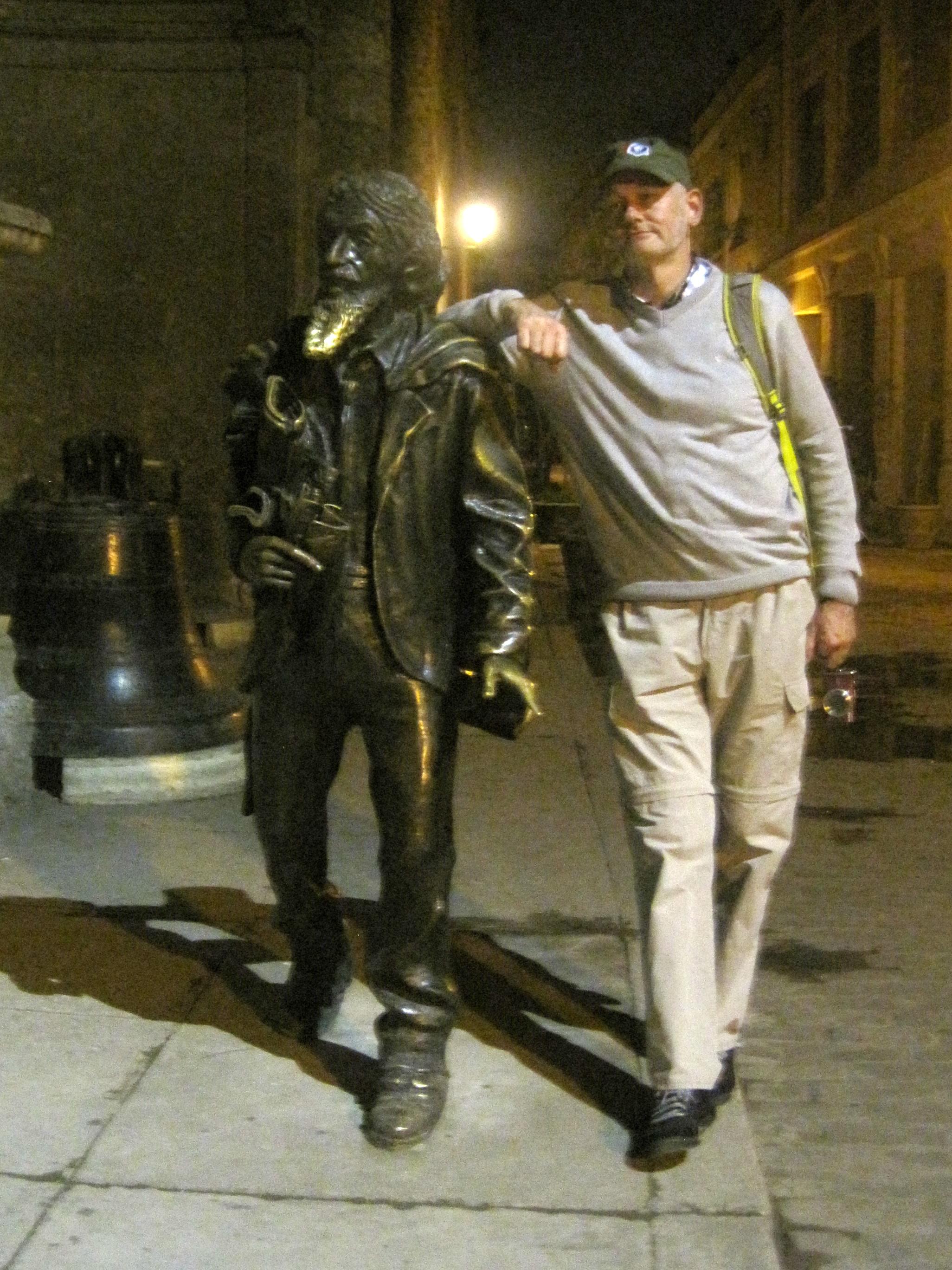 Niels og vagabonden